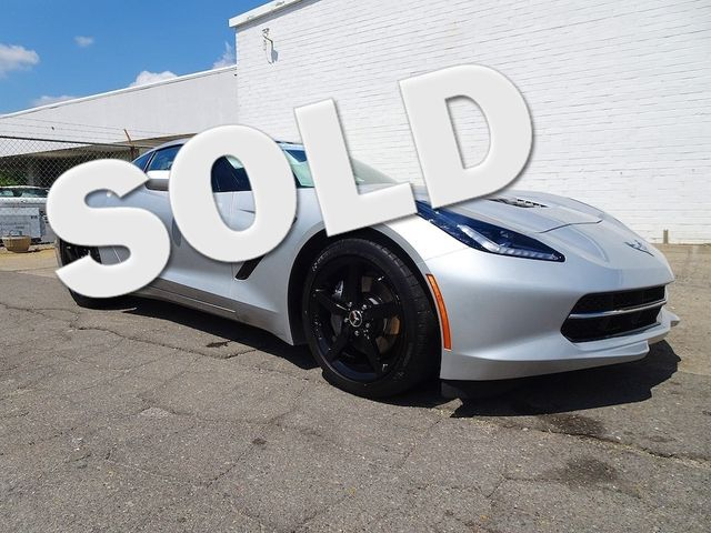 2015 Chevrolet Corvette 2LT Madison, NC 0