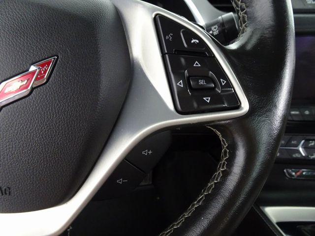 2015 Chevrolet Corvette Stingray Z51 3LT in McKinney, Texas 75070
