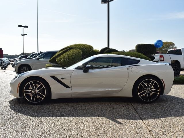 2015 Chevrolet Corvette Stingray Z51 3LT in McKinney, Texas 75070