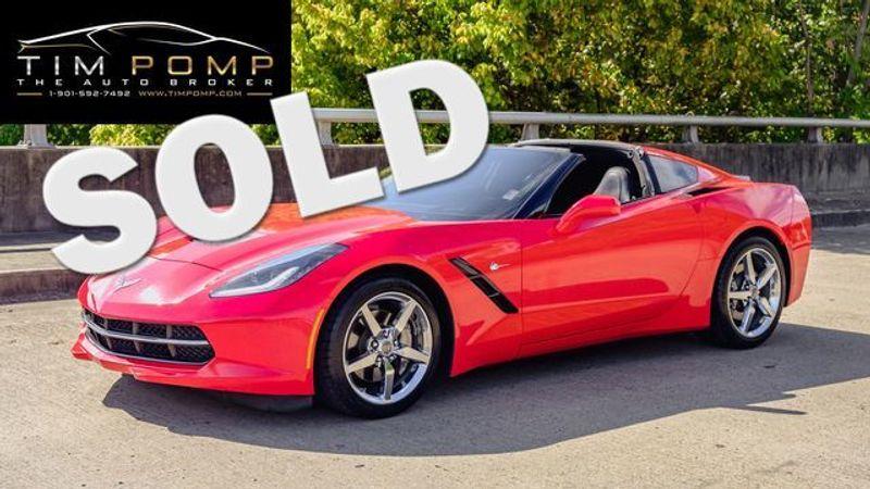 2015 Chevrolet Corvette 3LT | Memphis, Tennessee | Tim Pomp - The Auto Broker in Memphis Tennessee