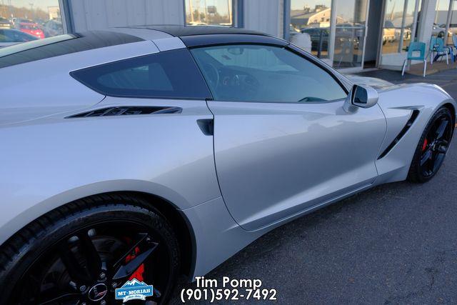 2015 Chevrolet Corvette Z51 2LT W/GLASS TOP in Memphis, Tennessee 38115
