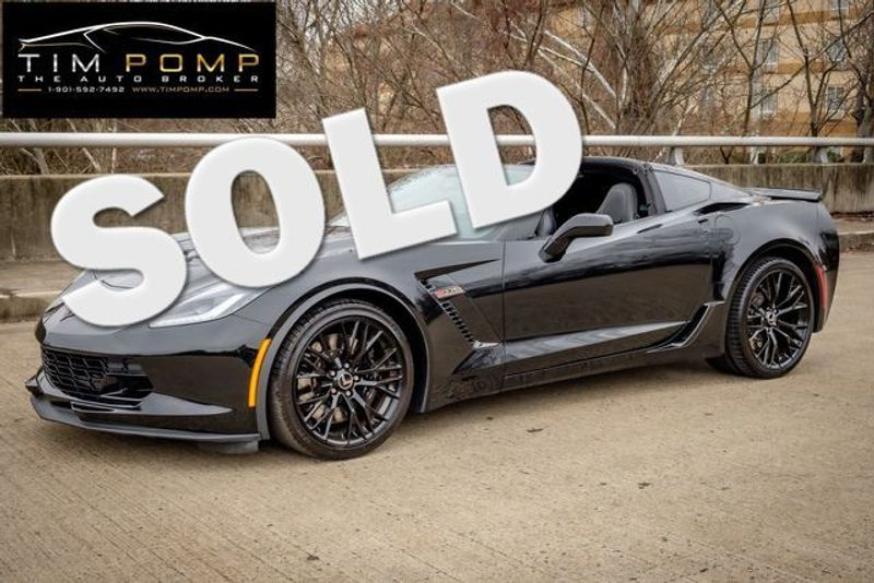 2015 Chevrolet Corvette Z06 2LZ | Memphis, Tennessee | Tim Pomp - The Auto Broker in Memphis Tennessee