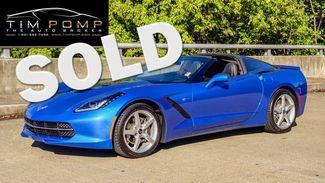 2015 Chevrolet Corvette 2LT   Memphis, Tennessee   Tim Pomp - The Auto Broker in  Tennessee