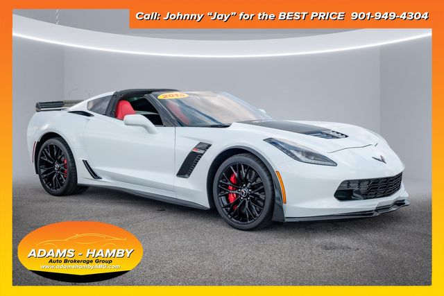 2015 Chevrolet Corvette Z06 3LZ with a 7 Speed Manual