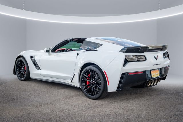 2015 Chevrolet Corvette Z06 3LZ with a 7 Speed Manual in Memphis, TN 38115