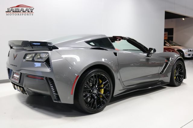 2015 Chevrolet Corvette Z06 3LZ Z07 ULTIMATE PACKAGE Merrillville, Indiana 4