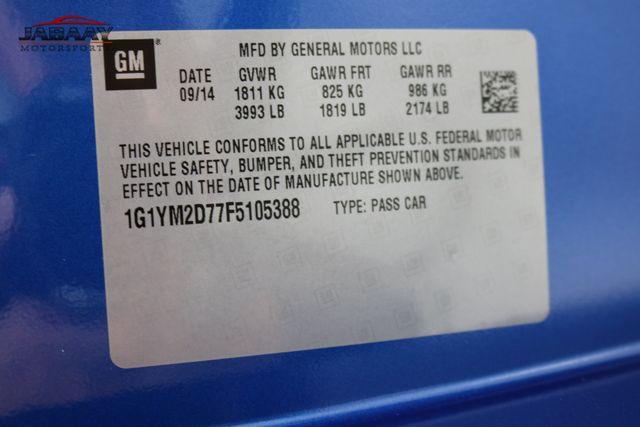 2015 Chevrolet Corvette Z51 3LT Merrillville, Indiana 49