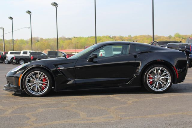 2015 Chevrolet Corvette Z06 3LZ - CARBON FLASH GROUND EFFECTS PKG! Mooresville , NC 17