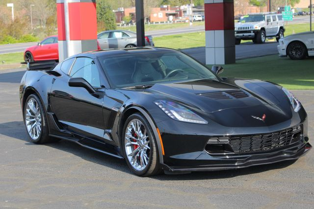 2015 Chevrolet Corvette Z06 3LZ - CARBON FLASH GROUND EFFECTS PKG! Mooresville , NC 24