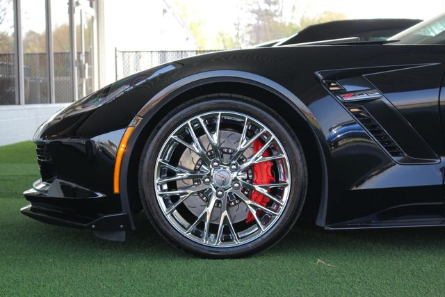 2015 Chevrolet Corvette Z06 3LZ - CARBON FLASH GROUND EFFECTS PKG! Mooresville , NC 22