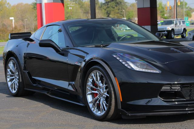 2015 Chevrolet Corvette Z06 3LZ - CARBON FLASH GROUND EFFECTS PKG! Mooresville , NC 26