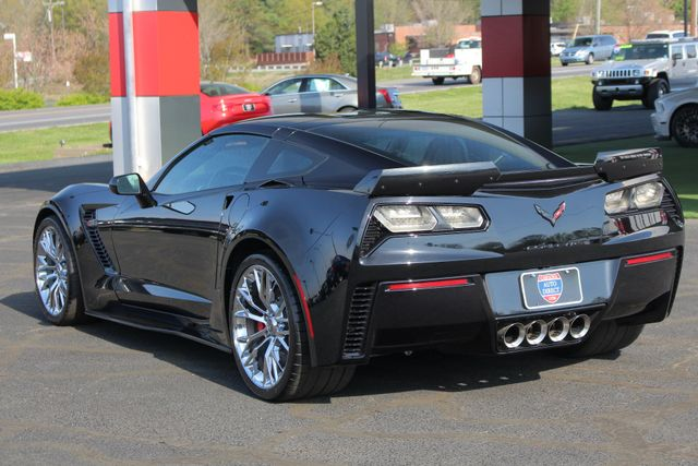 2015 Chevrolet Corvette Z06 3LZ - CARBON FLASH GROUND EFFECTS PKG! Mooresville , NC 29