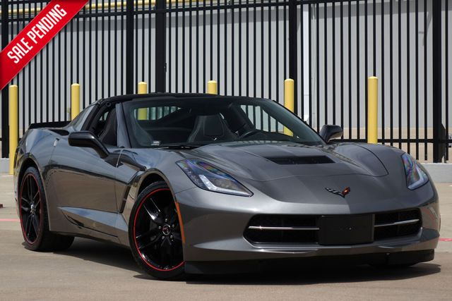 2015 Chevrolet Corvette Automatic * NAVI * Multi-Mode Exhaust * A/C SEATS Plano, Texas