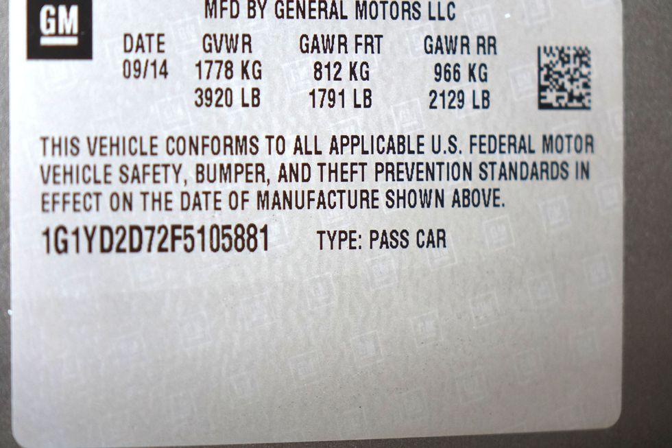 2015 Chevrolet Corvette Automatic * NAVI * Multi-Mode