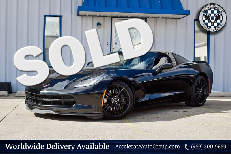2015 Chevrolet Corvette Z51 3LT in Rowlett Texas