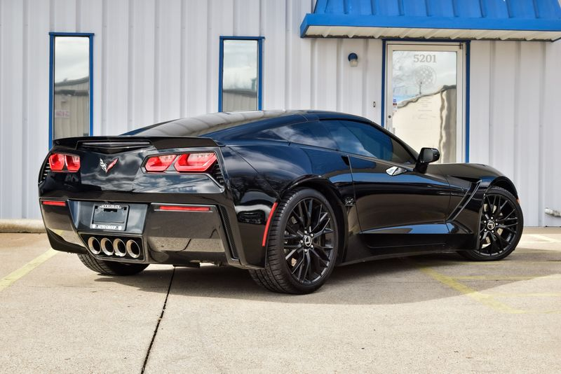 2015 Chevrolet Corvette Z51 3LT in Rowlett, Texas