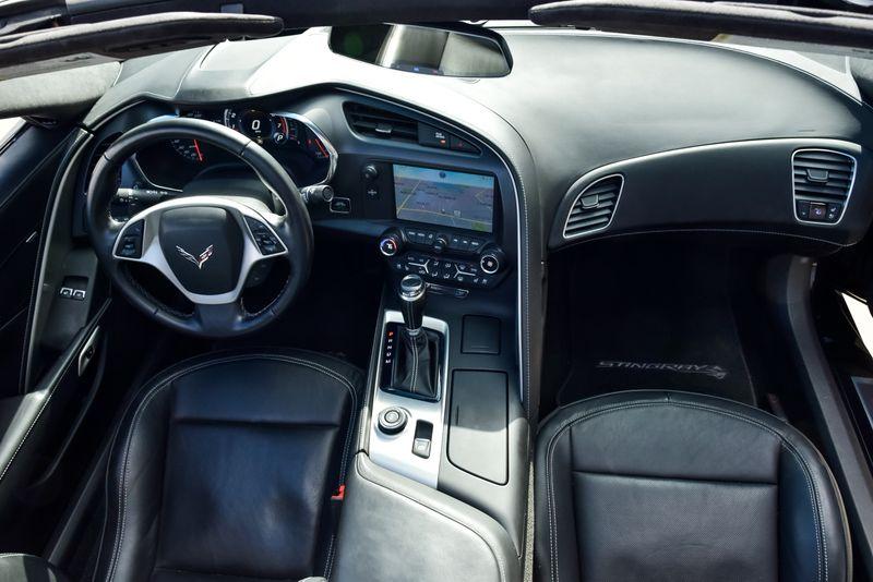 2015 Chevrolet Corvette Z51 3LT in Rowlett, Texas