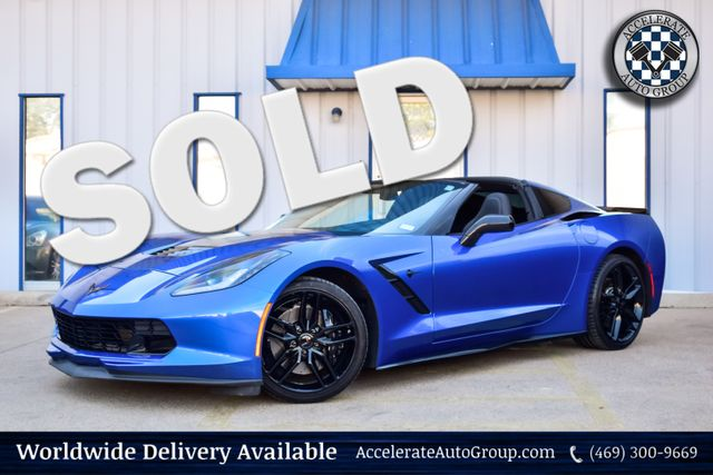 2015 Chevrolet Corvette Z51 2LT in Rowlett