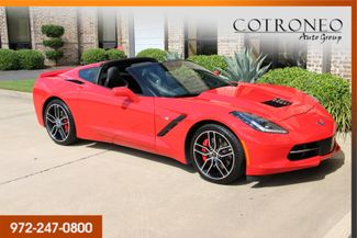 2015 Chevrolet Corvette Stingray 3LT Z51 Coupe in Addison TX, 75001