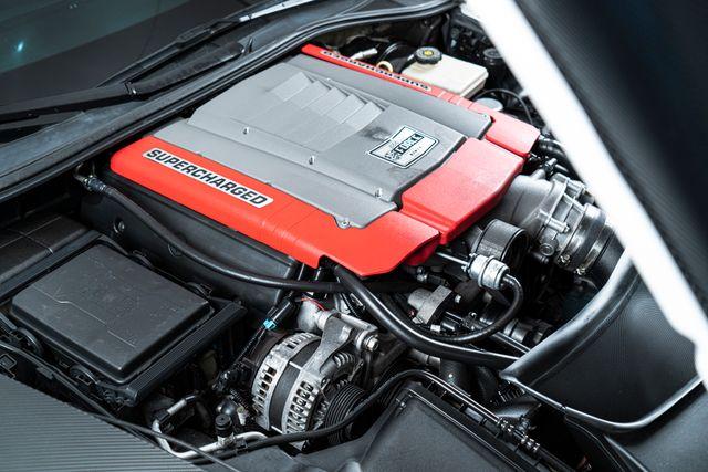 2015 Chevrolet Corvette Stingray 2LT Convertible Edelbrock Supercharged in Addison, TX 75001