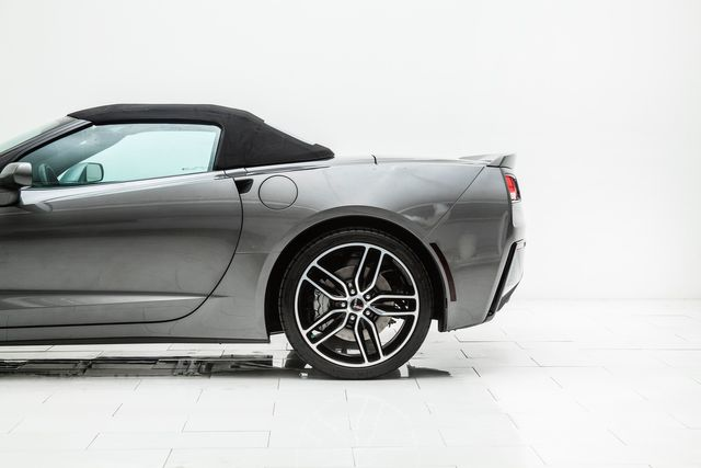 2015 Chevrolet Corvette Stingray 2LT Convertible w/ ZF1 Package in Addison, TX 75001