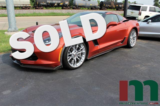 2015 Chevrolet Corvette Stingray Z06 3LZ Z07   Granite City, Illinois   MasterCars Company Inc. in Granite City Illinois