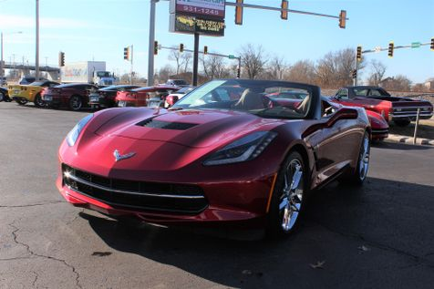 2015 Chevrolet Corvette Stingray 3LT ZF1 | Granite City, Illinois | MasterCars Company Inc. in Granite City, Illinois