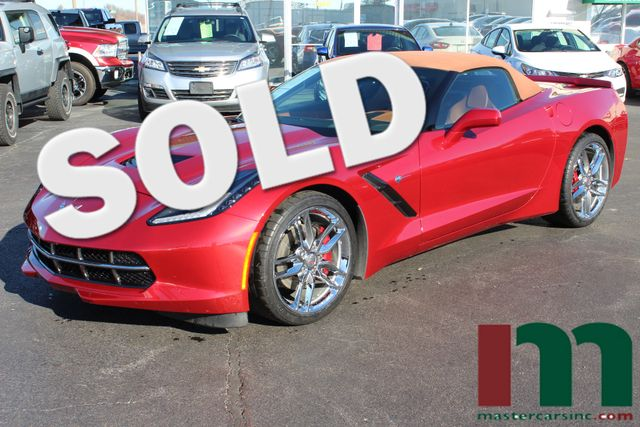 2015 Chevrolet Corvette Stingray 3LT ZF1 | Granite City, Illinois | MasterCars Company Inc. in Granite City Illinois