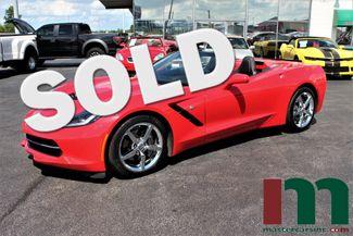 2015 Chevrolet Corvette Stingray 3LT | Granite City, Illinois | MasterCars Company Inc. in Granite City Illinois