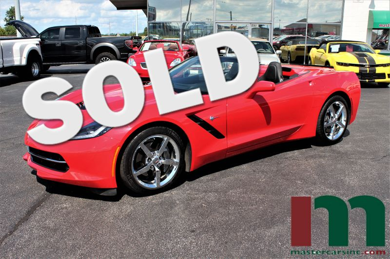 2015 Chevrolet Corvette Stingray 3LT | Granite City, Illinois | MasterCars Company Inc. in Granite City Illinois