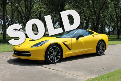 2015 Chevrolet Corvette Stingray Z51 3LT in Marion, Arkansas