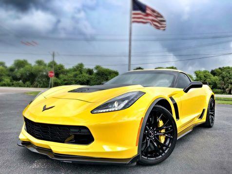 2015 Chevrolet Corvette Z06 2LZ VELOCITY YELLOW in , Florida