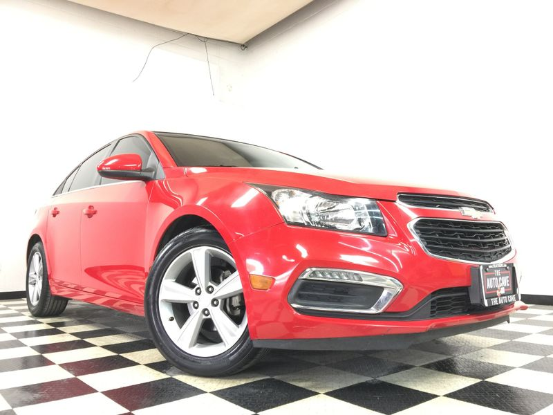 2015 Chevrolet Cruze *Get APPROVED in Minutes!*   The Auto Cave in Addison