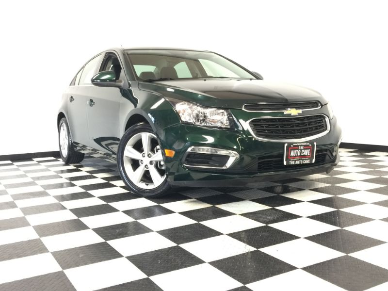 2015 Chevrolet Cruze *Easy In-House Payments* | The Auto Cave in Addison