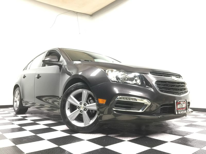 2015 Chevrolet Cruze *Drive TODAY & Make PAYMENTS* | The Auto Cave in Addison