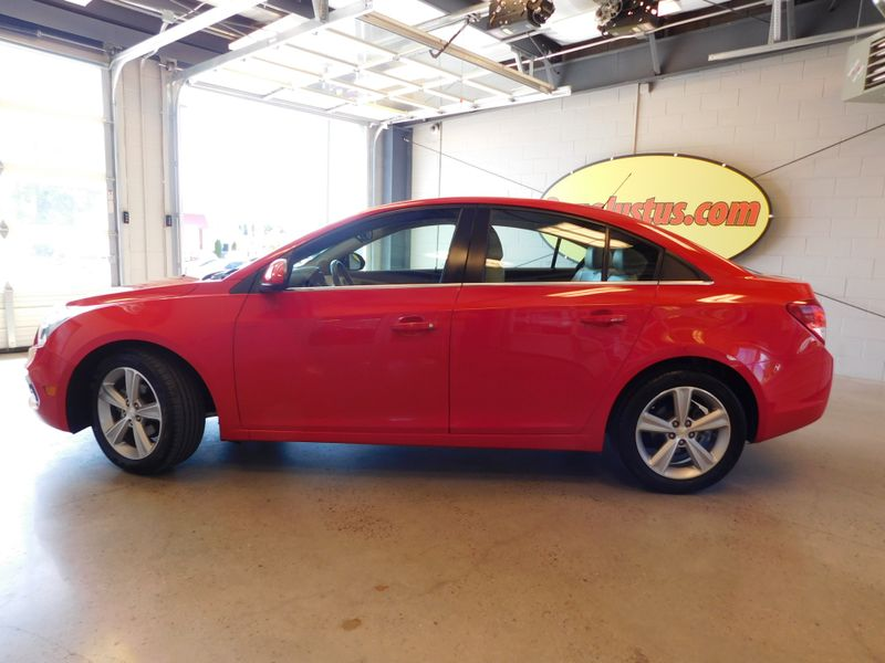 2015 Chevrolet Cruze LT  city TN  Doug Justus Auto Center Inc  in Airport Motor Mile ( Metro Knoxville ), TN