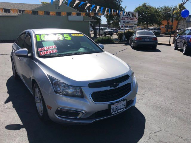 2015 Chevrolet Cruze LT in Arroyo Grande, CA 93420