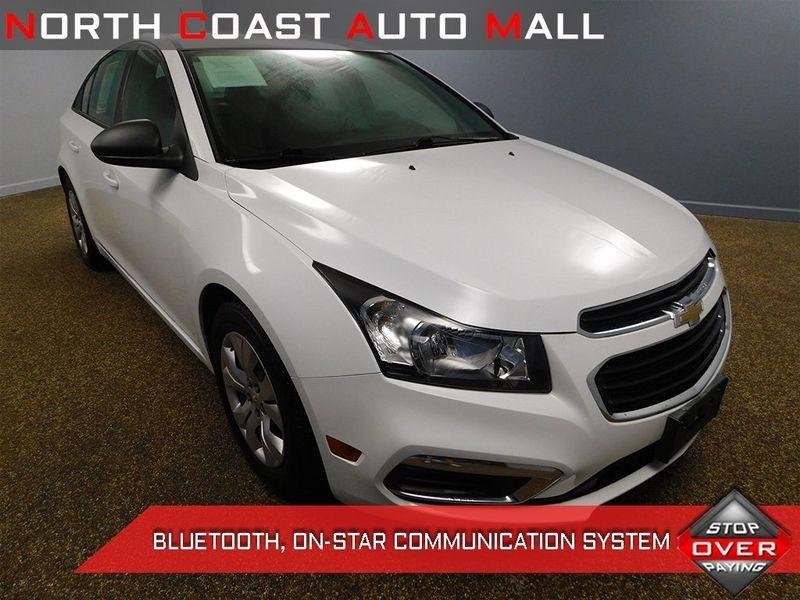 2015 Chevrolet Cruze Ls City Ohio North Coast Auto Mall Of