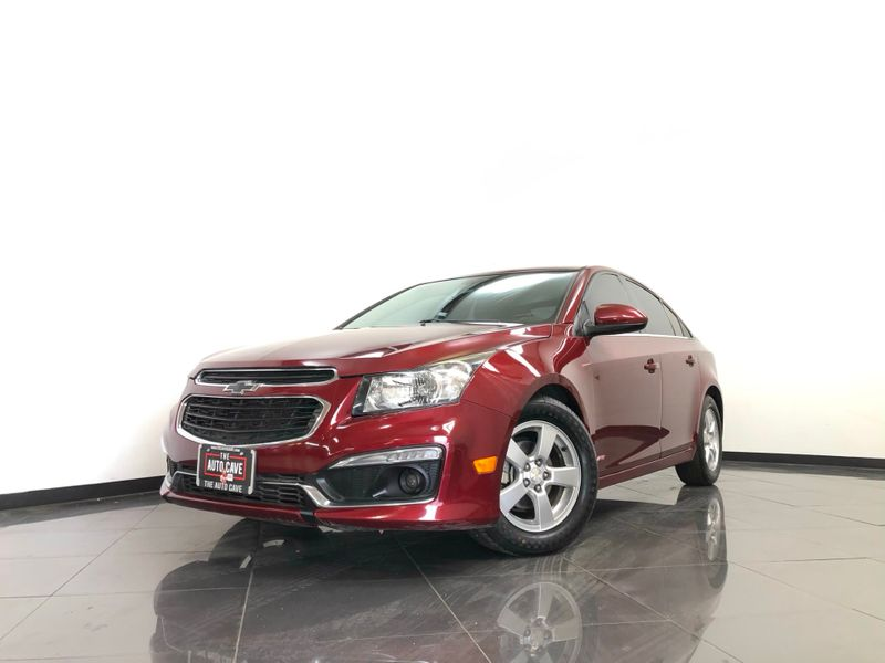 2015 Chevrolet Cruze *Affordable Financing* | The Auto Cave in Dallas