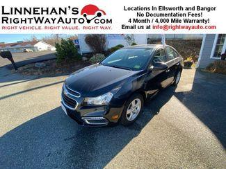 2015 Chevrolet Cruze LT in Bangor, ME 04401