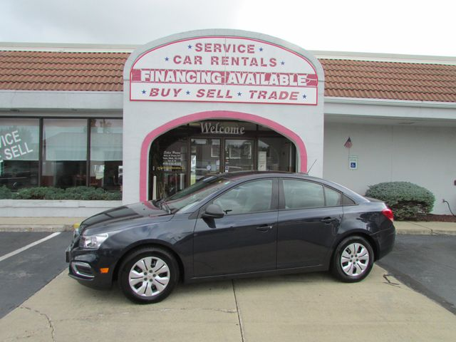 2015 Chevrolet Cruze LS *SOLD