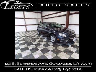 2015 Chevrolet Cruze LT - Ledet's Auto Sales Gonzales_state_zip in Gonzales