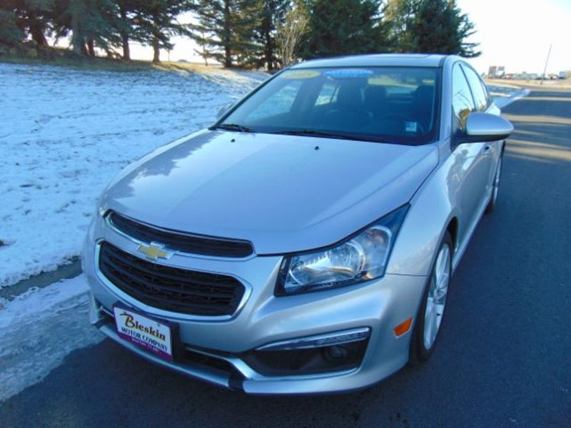 2015 Chevrolet Cruze LTZ  city MT  Bleskin Motor Company   in Great Falls, MT