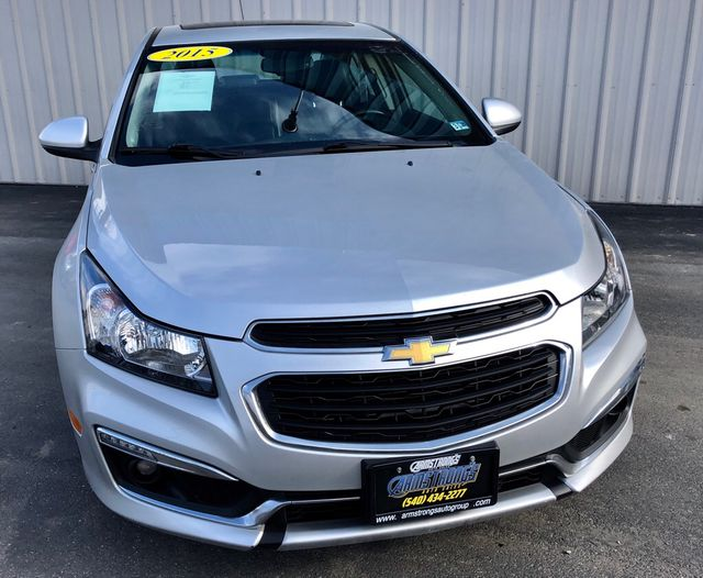 2015 Chevrolet Cruze LTZ FWD in Harrisonburg, VA 22802