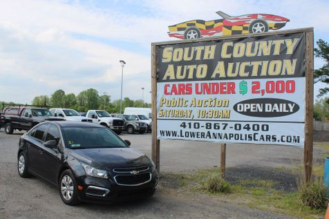2015 Chevrolet Cruze LS in Harwood, MD