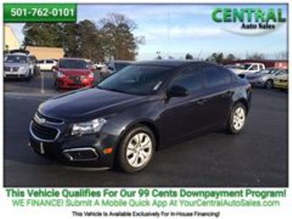 2015 Chevrolet Cruze LS | Hot Springs, AR | Central Auto Sales in Hot Springs AR