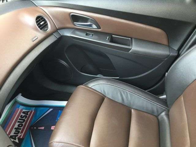 2015 Chevrolet Cruze LT, Leather | Irving, Texas | Auto USA in Irving Texas