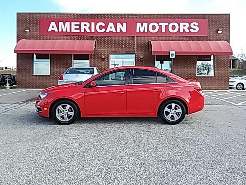 2015 Chevrolet Cruze LT | Jackson, TN | American Motors in Jackson TN