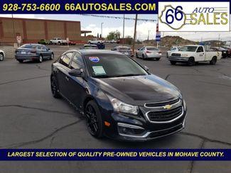 2015 Chevrolet Cruze LTZ in Kingman, Arizona 86401