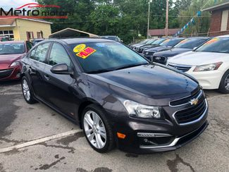 2015 Chevrolet Cruze LTZ Knoxville , Tennessee